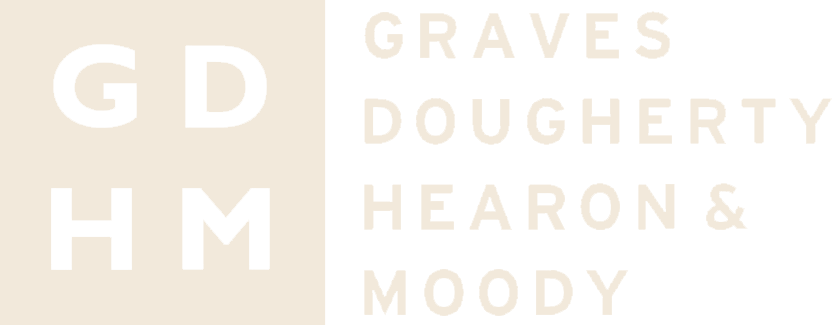 Graves Dougherty Hearon Moody logo