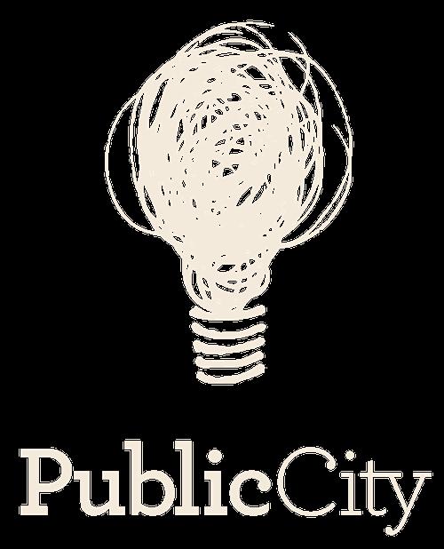 Public City logo